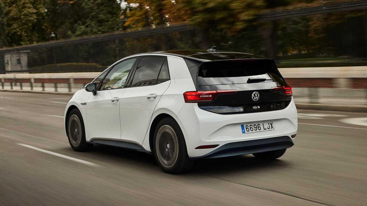 1 - Volkswagen ID.3 (5 stelle)