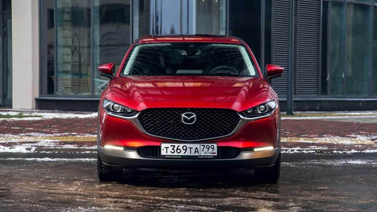 Mazda CX-30 для России