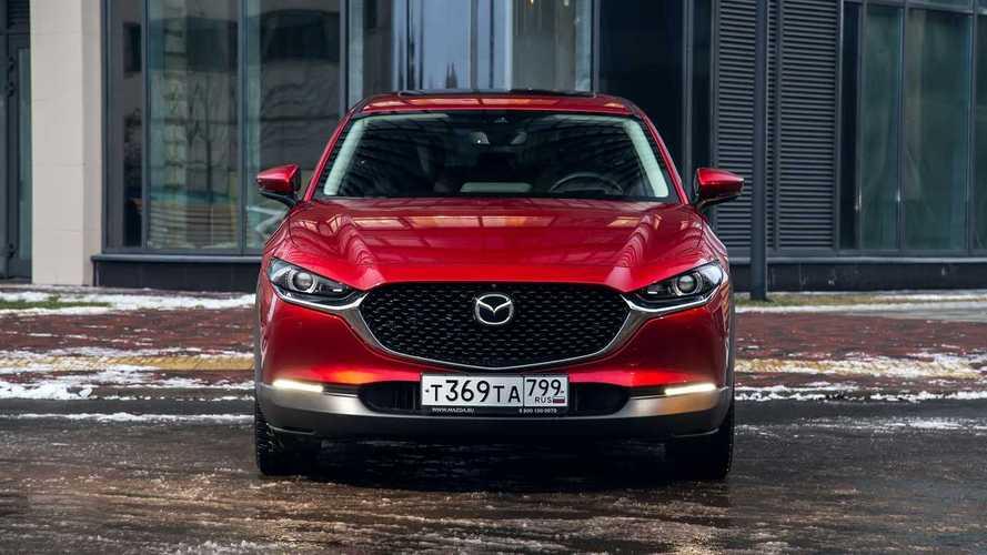 Mazda еще раз изменила российские цены на кроссовер CX-30