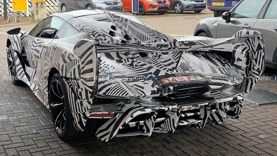 Tout ce que vous devez savoir sur la McLaren Sabre (BC-03)