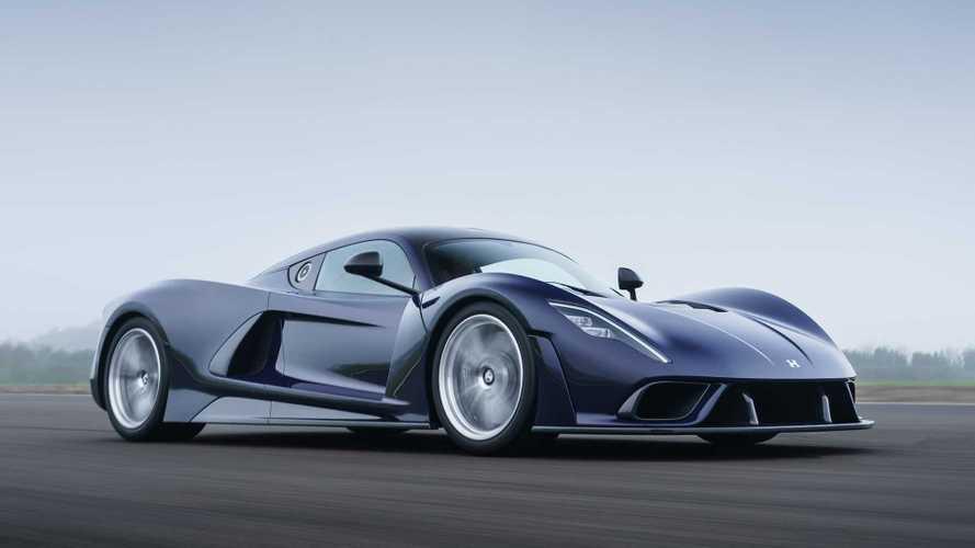 Hennessey Venom F5 (2021) soll über 500 km/h schaffen