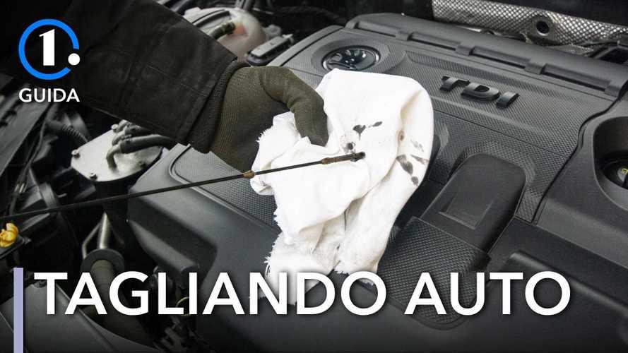 Tagliando auto fai da te, controlli e sostituzioni risparmiando soldi