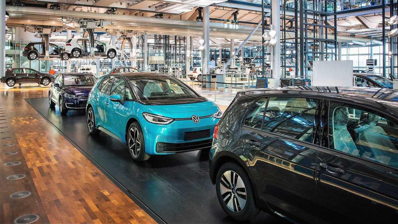 VW e-Golf - fim da produção
