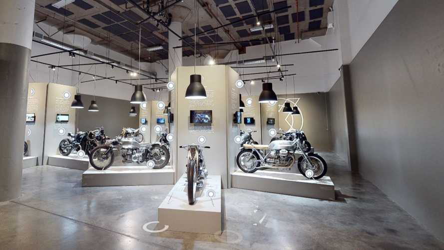 Moto MMXX At The Museum Of Craft And Design