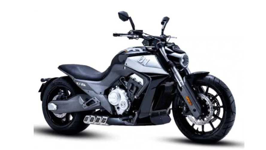 Benda LF-01 Concept, svelata l'Anti-Diavel Made in China