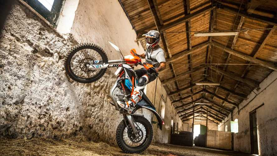 All OHV To Go Electric In California By 2035, Including Dirt Bikes