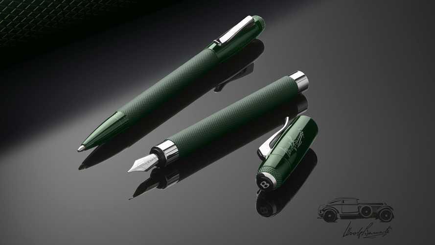Bentley Limited Edition Barnato pen