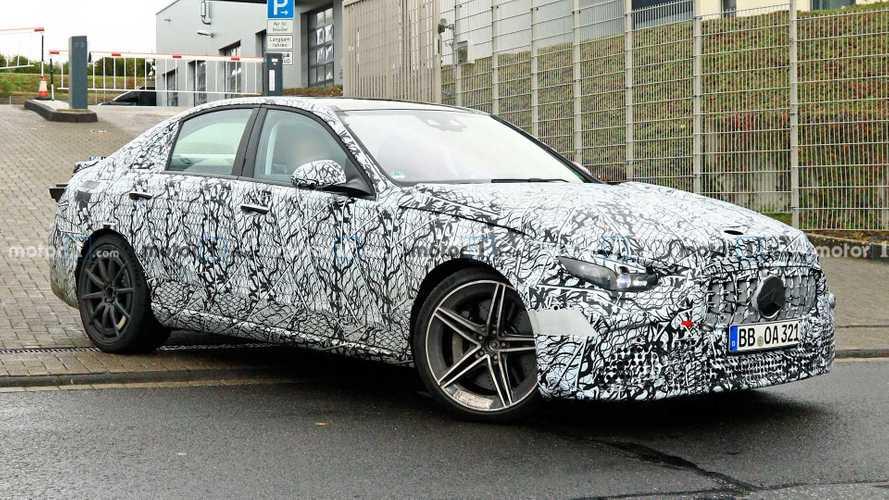 Première apparition de la nouvelle Mercedes-AMG C 63