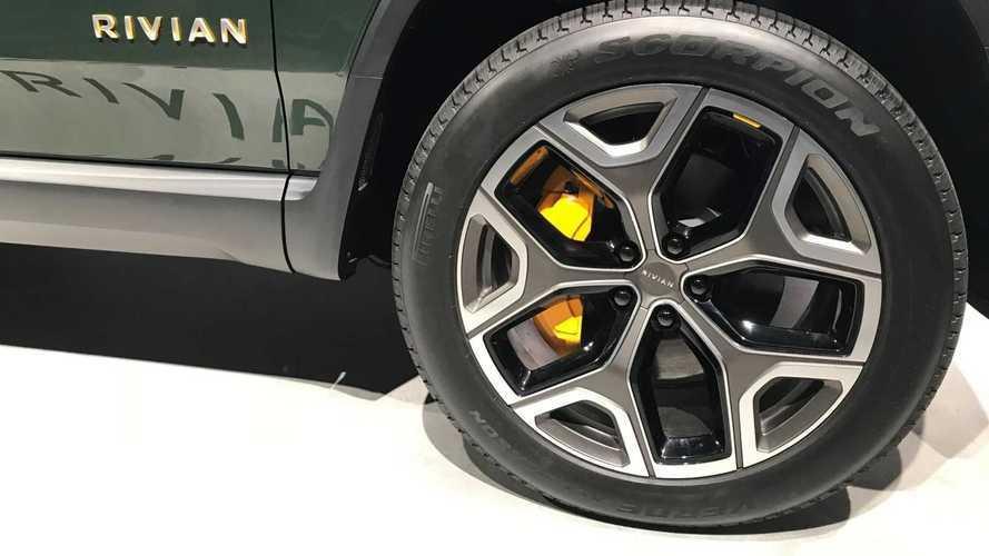 Pirelli cria pneus sob medida para veículos elétricos da Rivian
