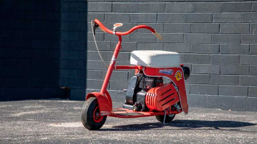 The Doodle Bug Scooter Put Post-War American Teens On Wheels
