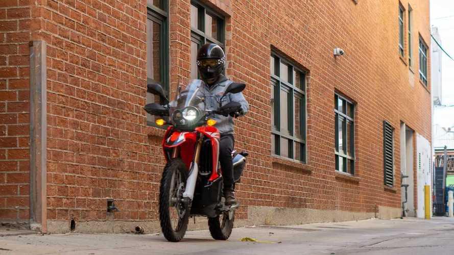 2019 Honda CRF250L RALLY