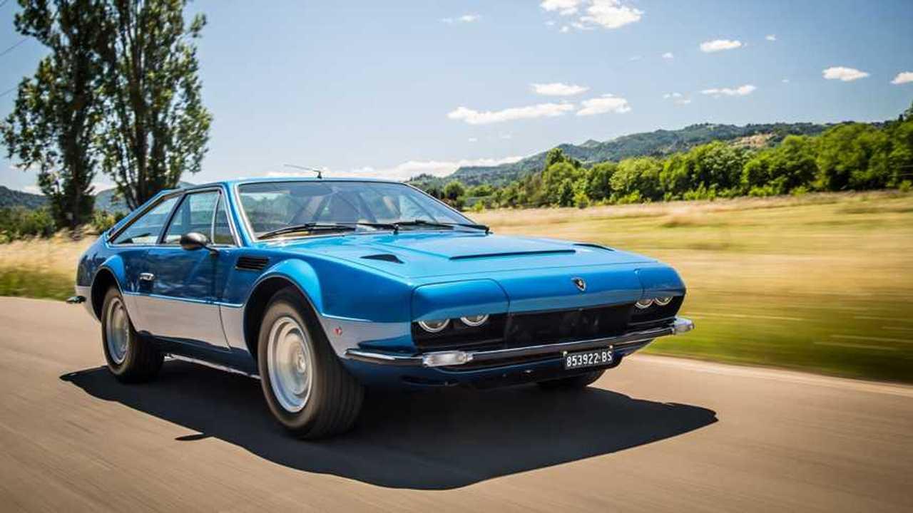 Lamborghini Jarama, i 50 anni dell'ultima 2+2
