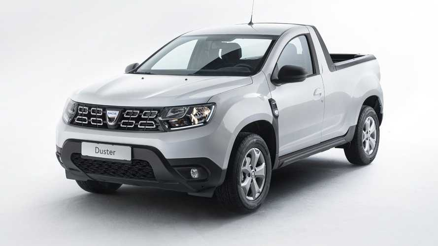 Dacia Duster Pick-up (2020): Lademeister für Rumänien