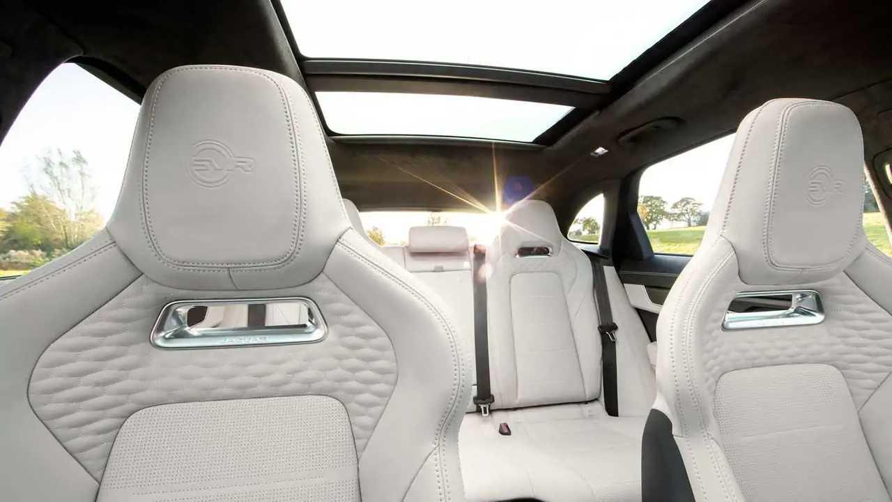 2021 Jaguar F-Pace SVR Sunroof