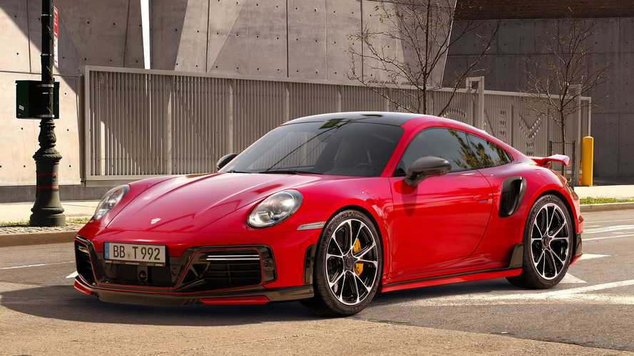 Techart Porsche 911 Turbo (2020)