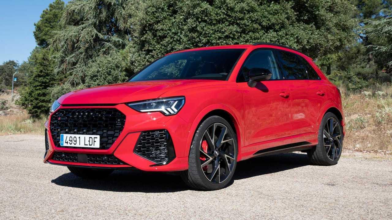 Teste Audi RS Q3 2021