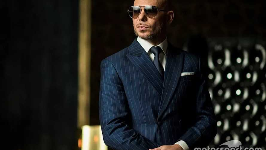 Pitbull becomes co-owner at NASCAR team