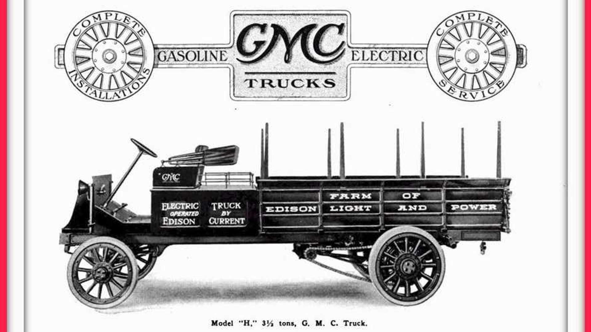 The Hummer EV Can't Be Called GM's Or GMC's 1st Electric ...
