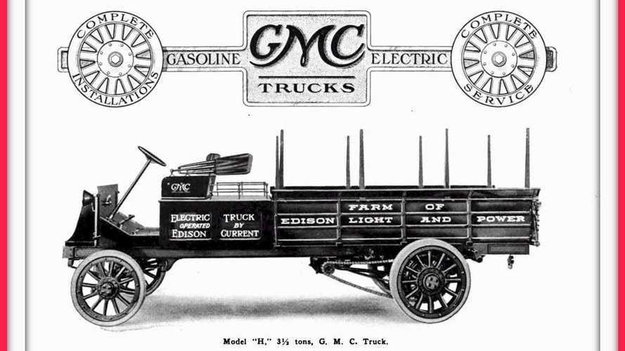 The Hummer EV Can't Be Called GM's Or GMC's 1st Electric Pickup Truck