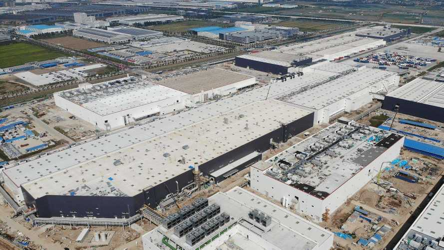 Tesla Production Sites By Model Assignment, Capacity: October 2020
