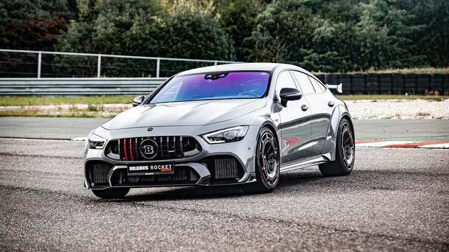 Brabus 900 Rocket based on the Mercedes-AMG GT63 S