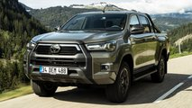 toyota hilux 2021 power design pickup