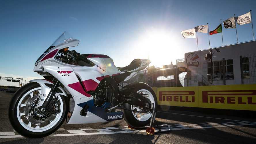 Yamaha R1 Piro Replica, raccolti 27.000 euro per beneficenza