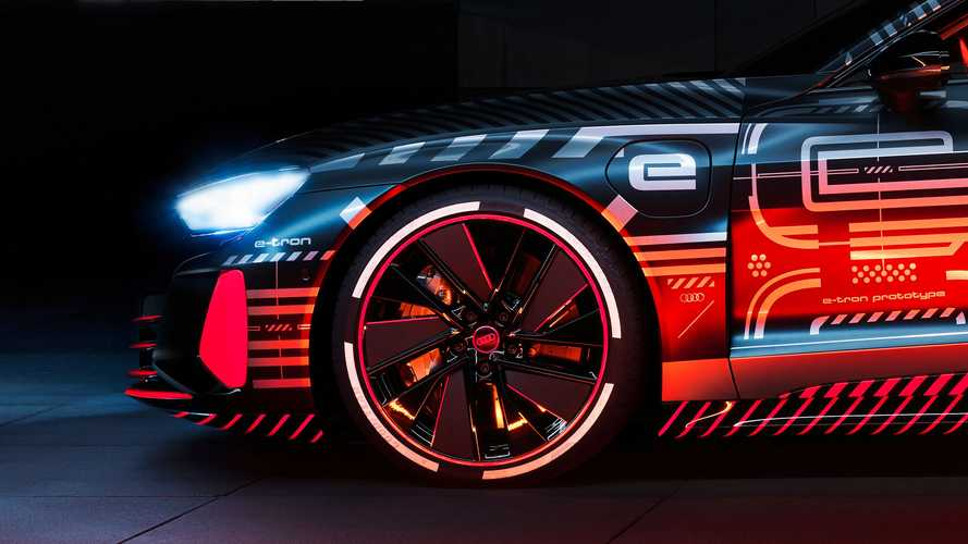 Audi Reveals e-tron GT Prototype, Shows Factory Where It Will Be Built