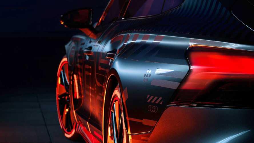 Audi e-tron GT RS: elétrico mais potente da marca está confirmado para o Brasil