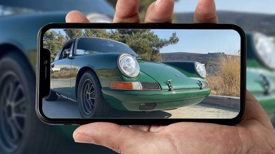 Una 911 del '68 con motore Tesla: il retrofit spacca gli appassionati