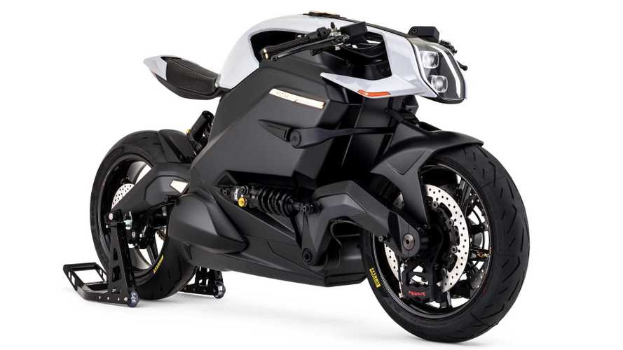 Arc Vector Electric Motorcycle Is Apparently Not Dead After All