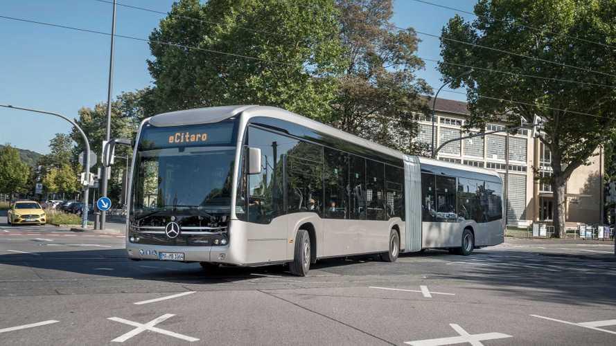 Mercedes-Benz Receives Largest Export Order For eCitaro