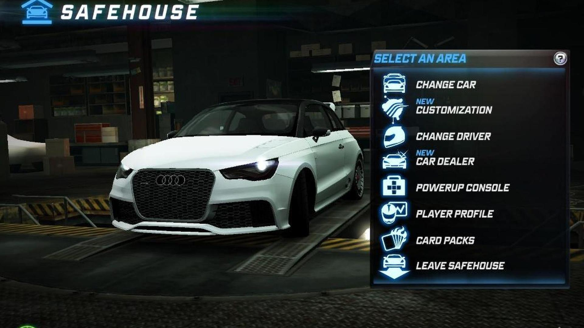 Need For Speed World Audi A1 Clubsport Quattro Special