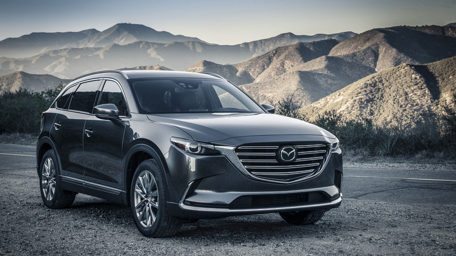2016 Mazda CX-9 priced from $31,520