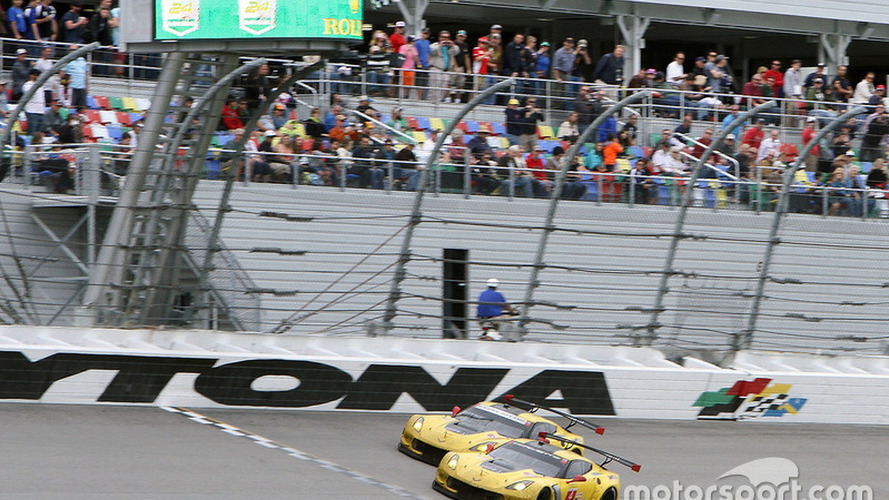 Corvette Racing at Daytona: Historic 1-2 finish for Corvette C7.R at Rolex 24
