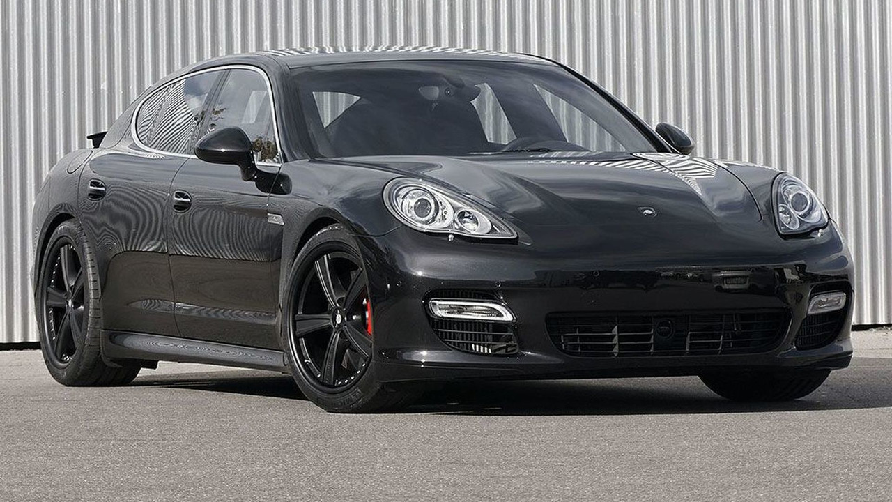 Gemballa Shows Gt Sport Wheels For Porsche Panamera