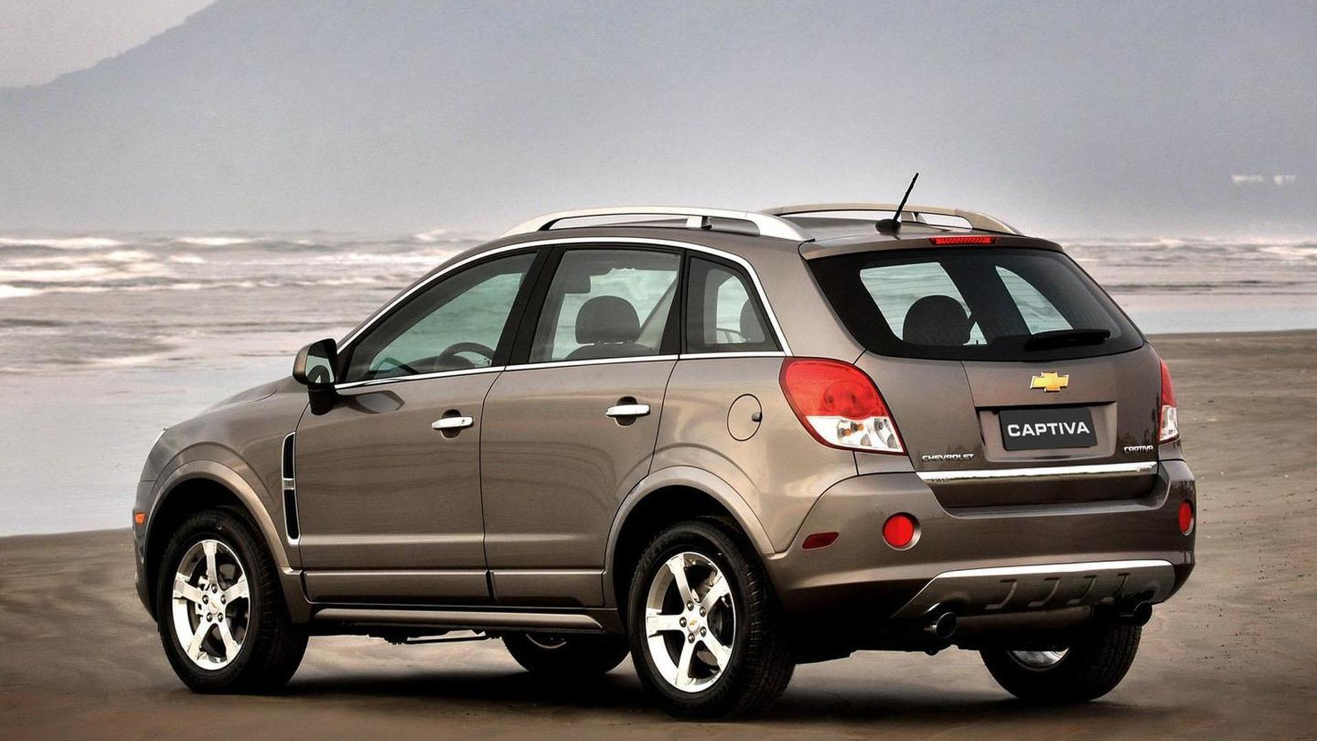 Kelebihan Kekurangan Chevrolet Captiva 2012 Review