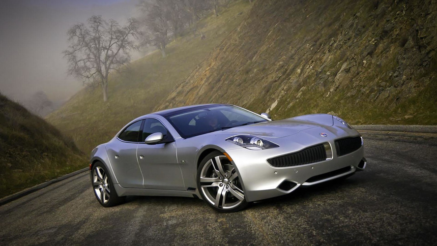 BAIC tours Fisker headquarters, possible deal in the works?