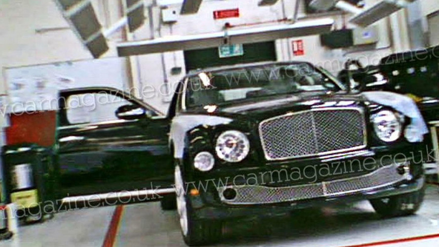 Grand Bentley leaked info an images