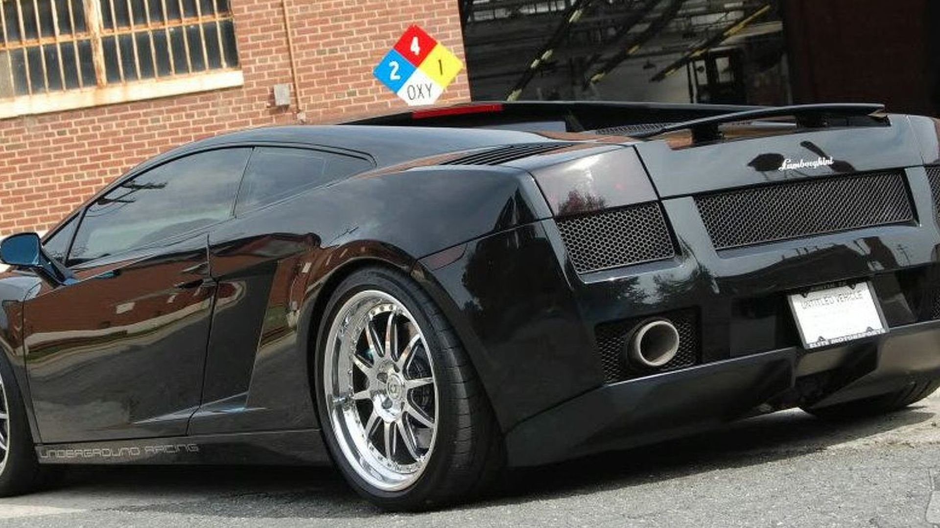 Lamborghini Gallardo Twin Turbo with 1500hp by Underground Racing