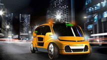 NYC Taxi of Tomorrow