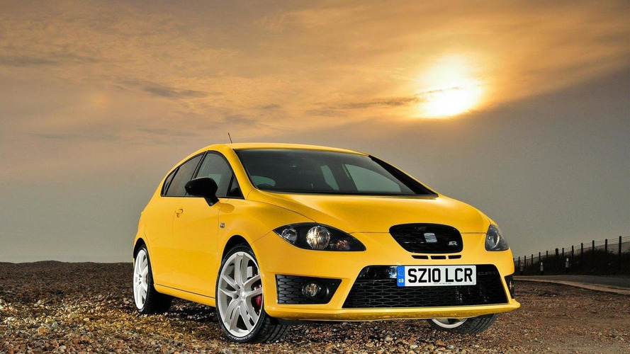 SEAT Leon Cupra R launches in the UK