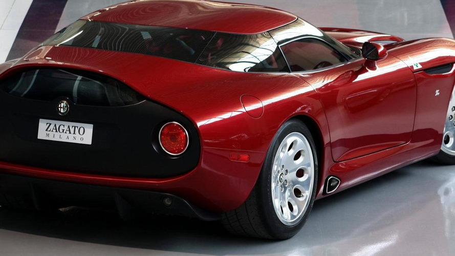 Zagato TZ3 Stradale details and real photos released