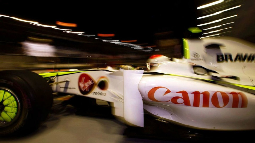 Canon may extend Brawn GP sponsor deal