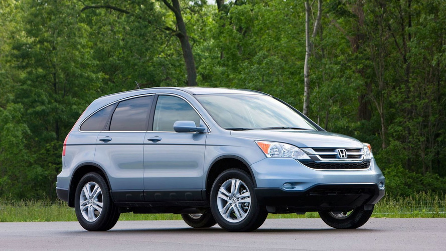 Redesigned Honda CR-V coming this fall