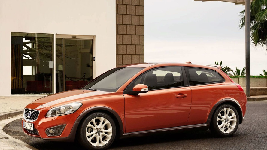 2010 Volvo C30 Facelift Revealed - Public Debut in Frankfurt [Video]