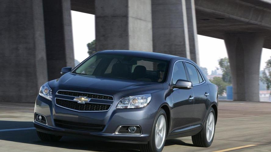 Chevrolet Malibu coupe axed - report