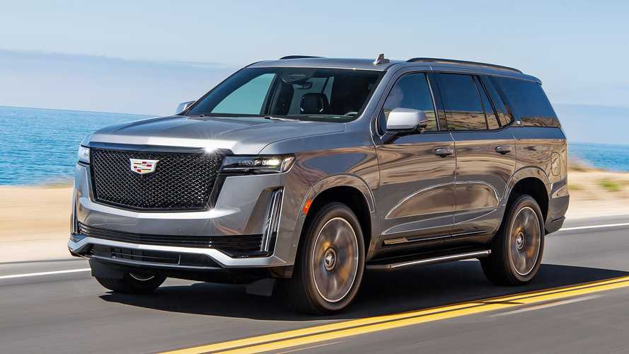 GM Considering Supercharged Escalade, Tahoe, And Yukon: Report