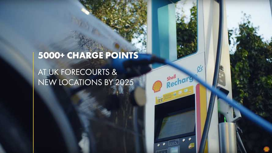 Shell Plans To Deploy Around 500,000 Charging Points Globally By 2025
