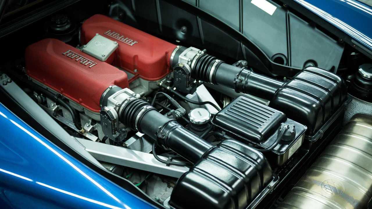 cover motori ferrari non v12